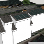 Chelmsford Rooftop + Car Port Design