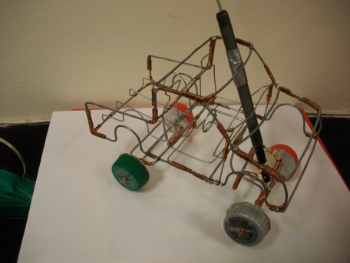 Wire Car, 2